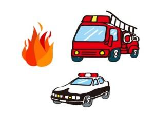 消防車等p